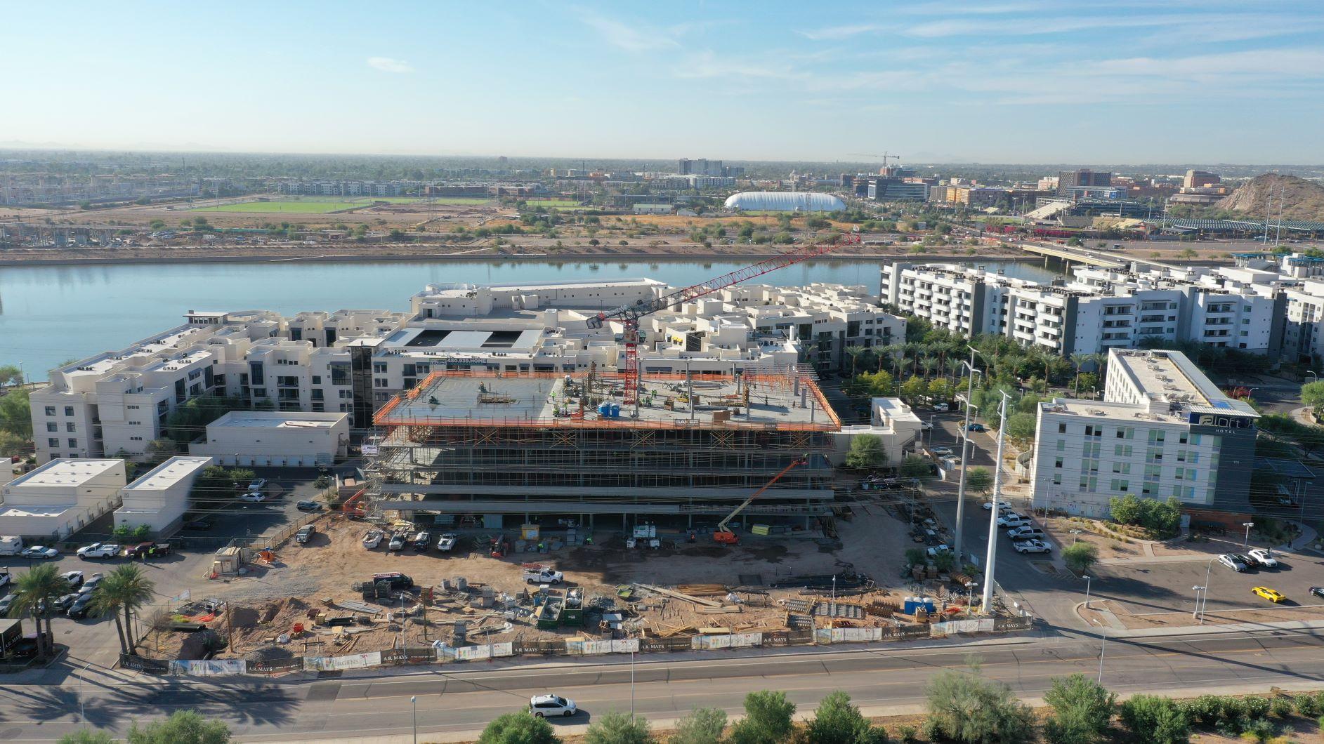 Progress | Aerial | October 2020